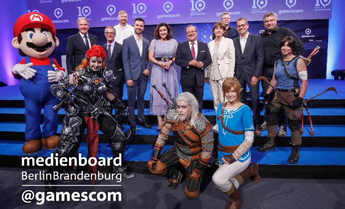 Kölnmesse / gamescom