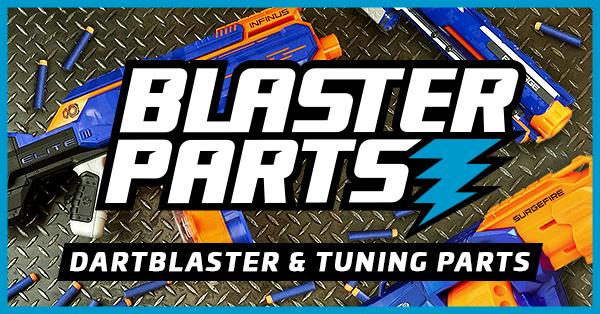 Blasterparts Fachshop für Dartblaster und Tuning Parts