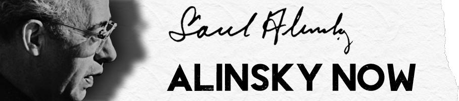 Alinsky Now