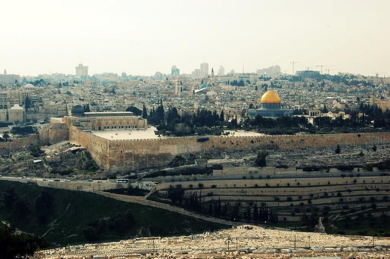 Izrael na vlastní kůži