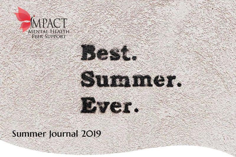 Impact's Summer Journal