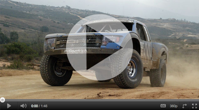 Link to FOX Baja 1000 Video