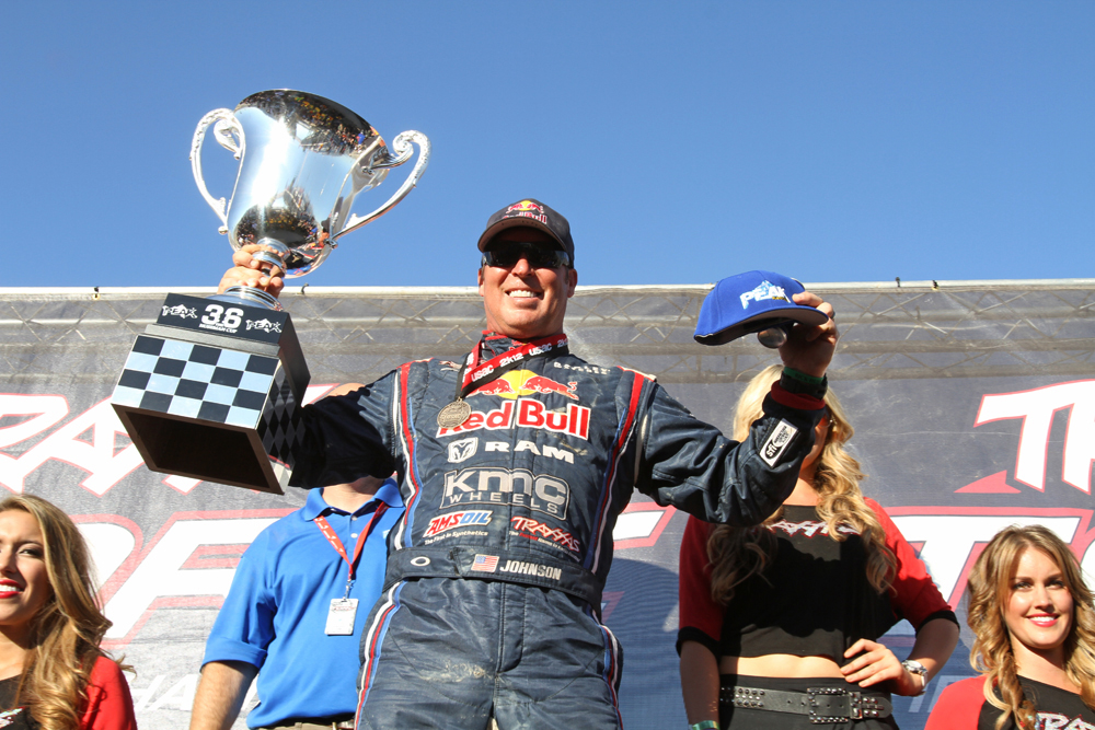 Ricky Cup FOX athletes dominate off road short course championships in 2012
