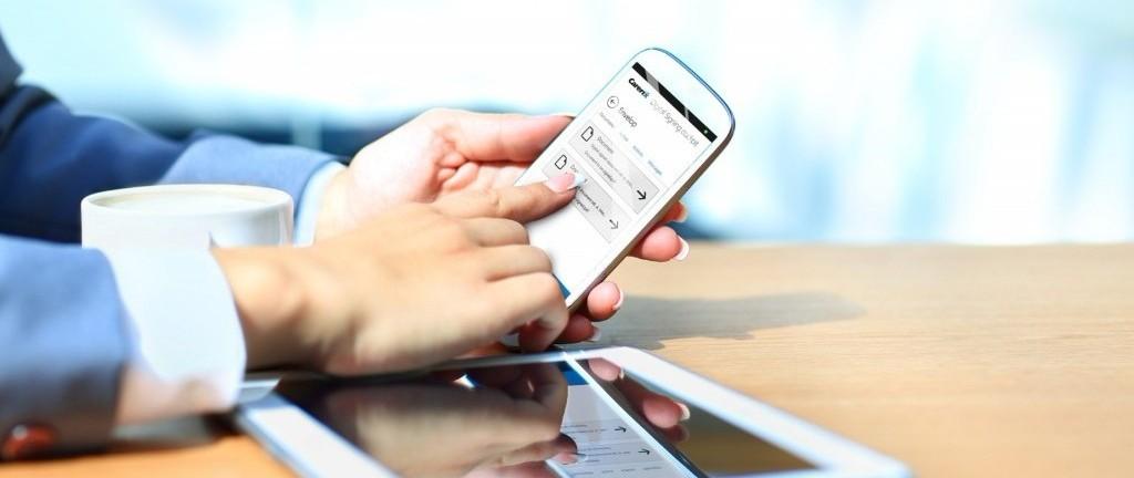 Digitale Unterschrift sicherer als eine Unterschrift auf Papier #GDPR
