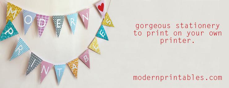 Modern Printables VIP Club