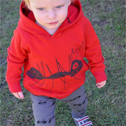 Red Chalk kids clothing label