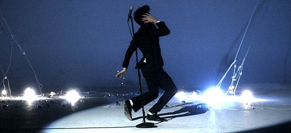 "Screenshot from the music video ""The Top"", directed by Jake Schreier"