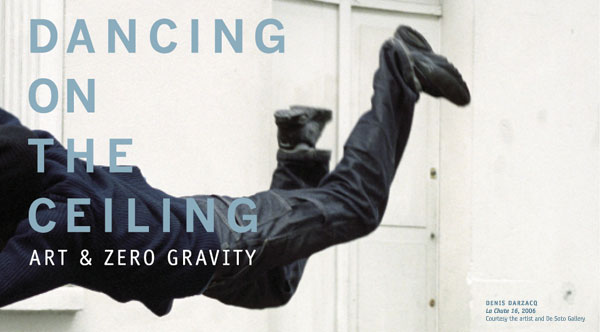 Dancing on the Ceiling: Art & Zero Gravity
