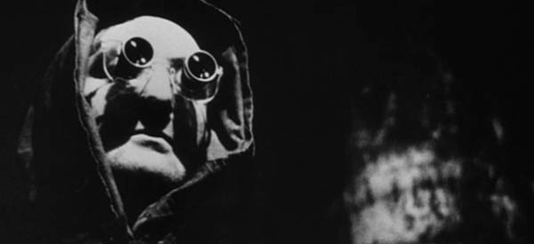 a still from Chris Marker's La Jetée(1962)