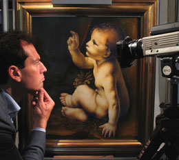 Peter Matthaes: Art Fraud: Recognizing Authenticity in Art: WED, OCT 10, 6:00 PM