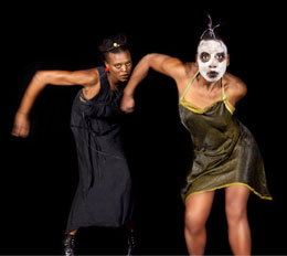 Nora Chipaumire: Miriam: FRI+SAT, OCT 5+6, 8 PM