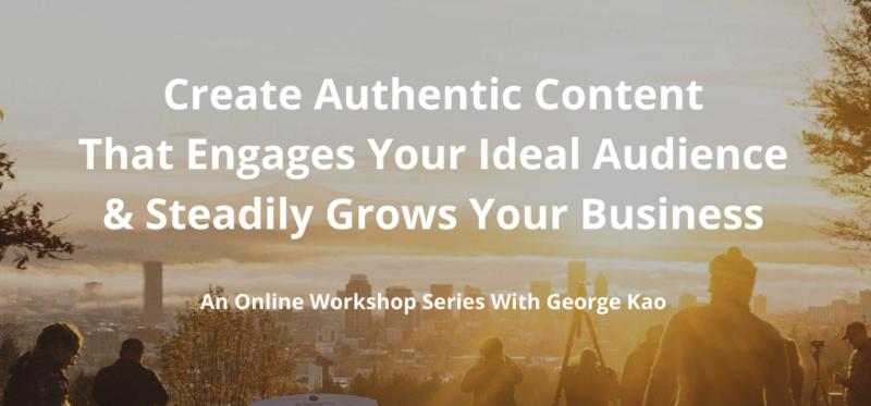 Create Authentic Content