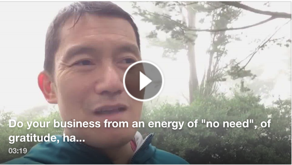 The secret of joyful business...