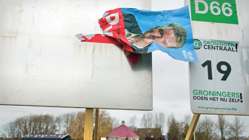 De PvdA raakt nu zelfs Groningen kwijt