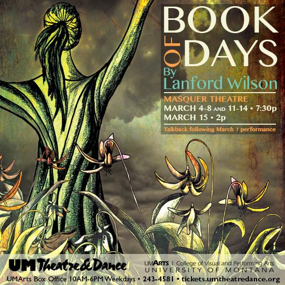 Book of Days art
