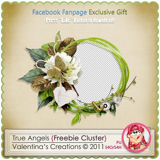 "Nuova collezione ""True Angels""... VC_TrueAngels_EXCFB_Gift"