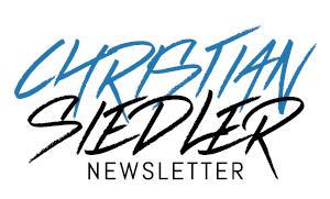 Christian Sieder Newsletter