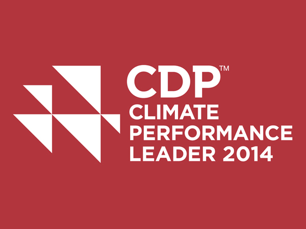 CDP Supplier Climate Performance Leadership Index 2014