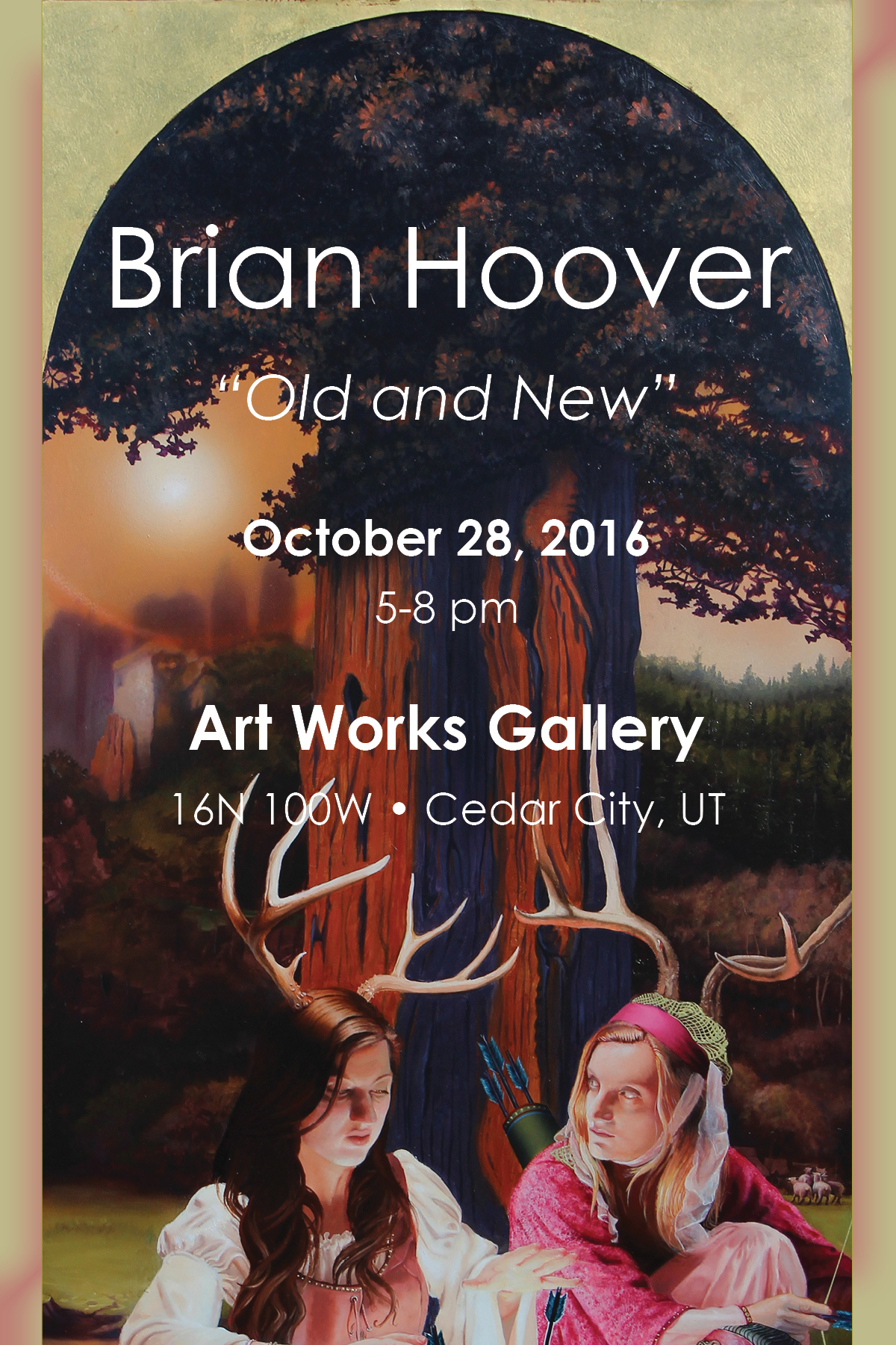 Brian Hoover Solo Show