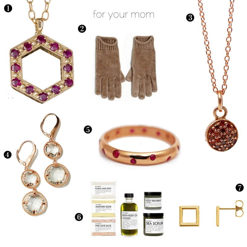 Gift ideas for your mom, suitable for any occasion or celebration.