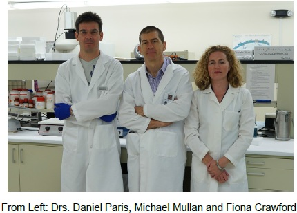 Drs. Paris, Mullan, & Crawford