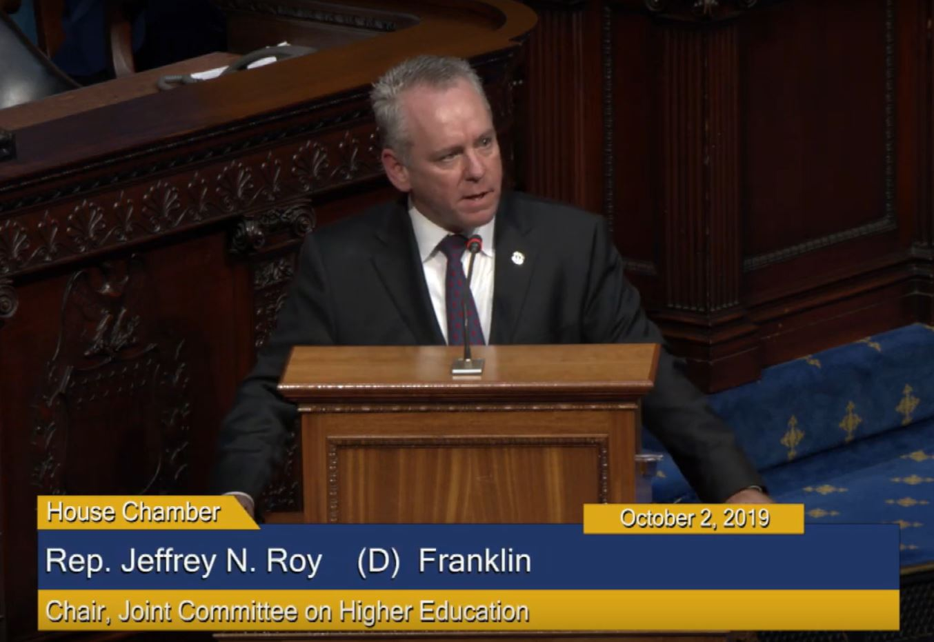 Rep Roy: What's happening in the district - October 2019
