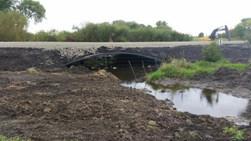 steel buried bridge infrastructure week
