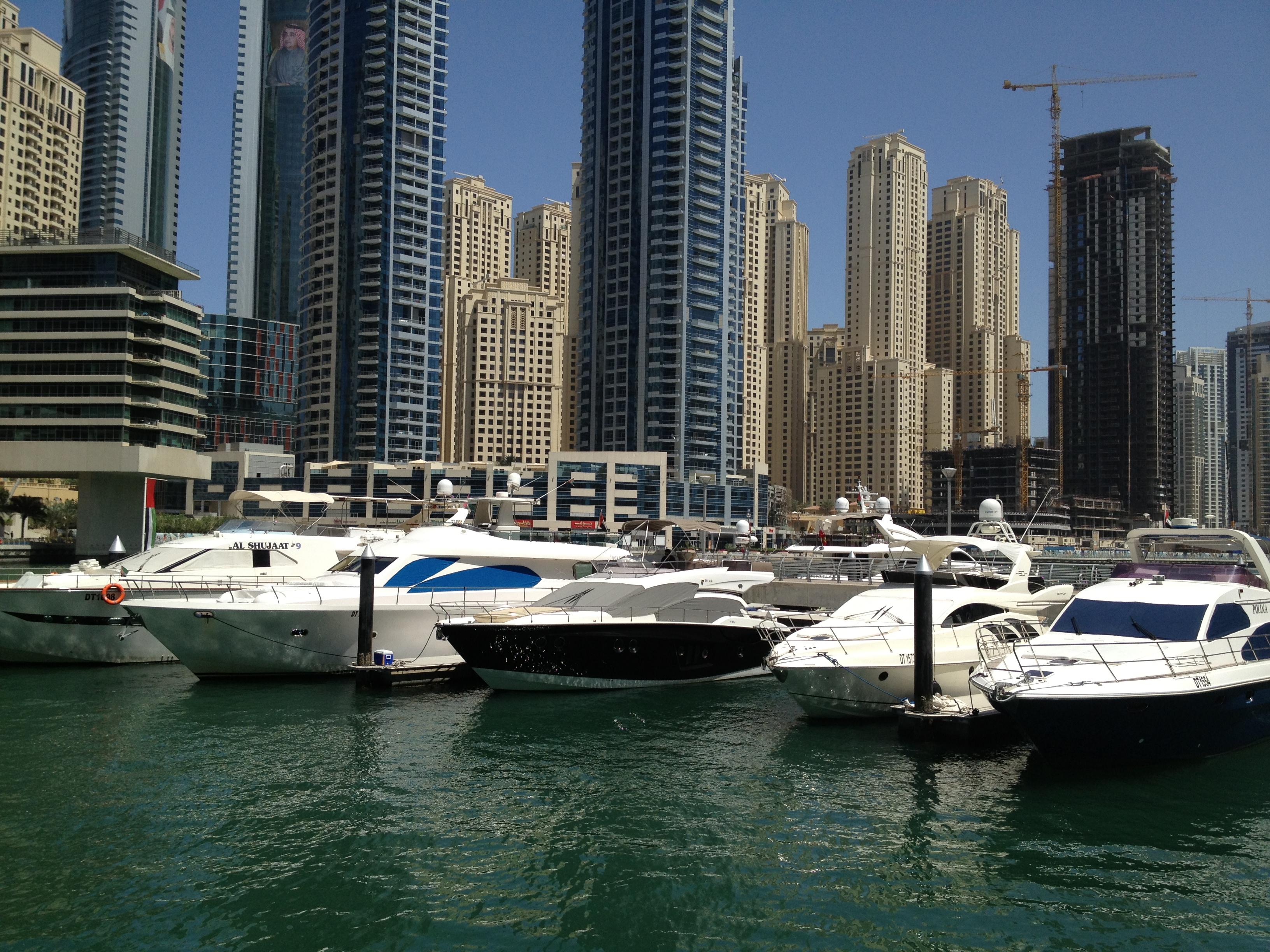 Dubai Marina - Annechien Lubbers