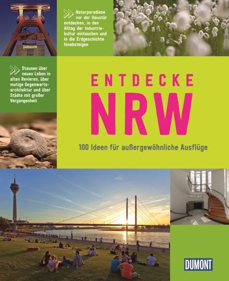 Buch: Entdecke NRW