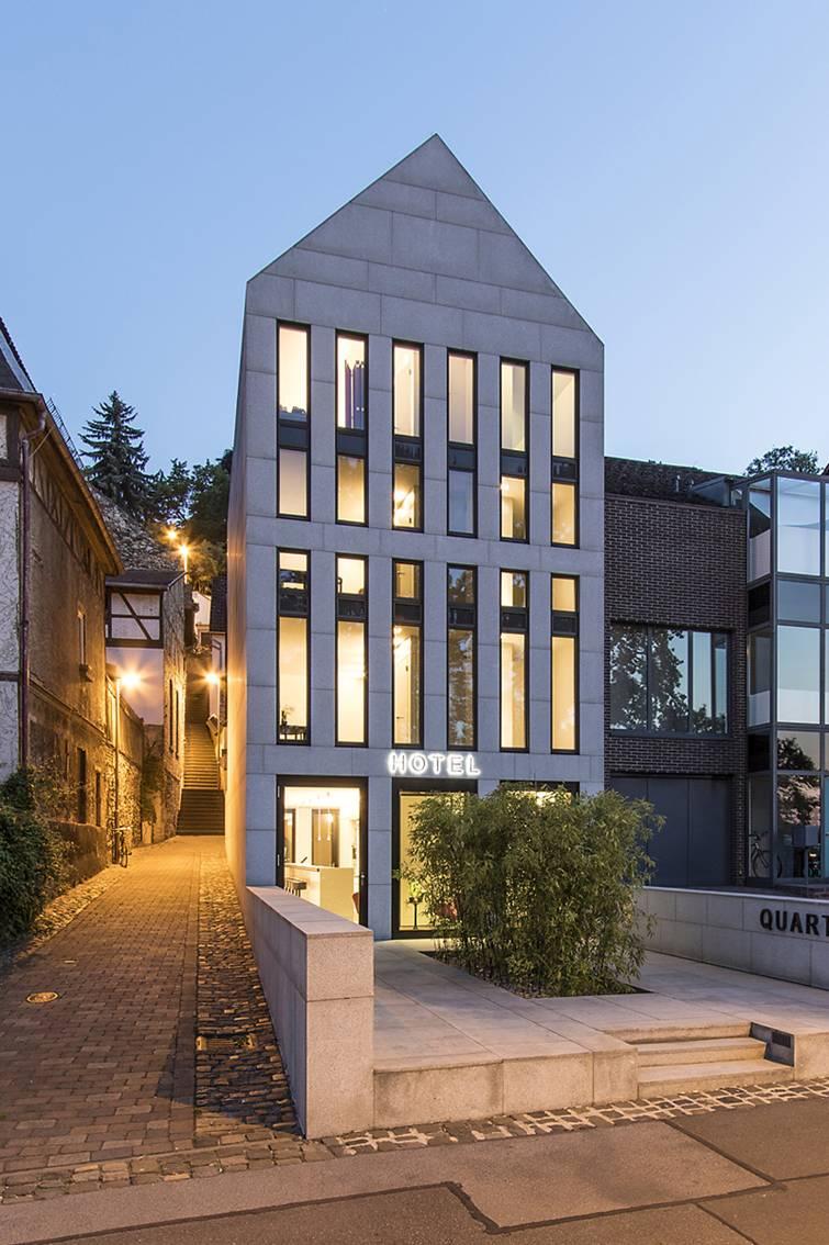 Das besondere Haus in Mainz Quartier65
