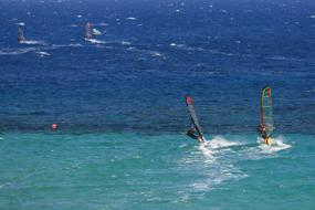Sun, sea and Aegean winds...