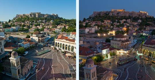 Γοητευτική Αθήνα
