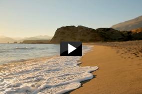 Seaside in Greece