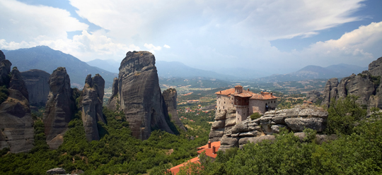 The most photogenic spiritual site in Greece