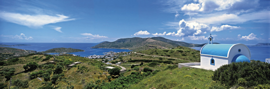Greek islands celebrate the Spring