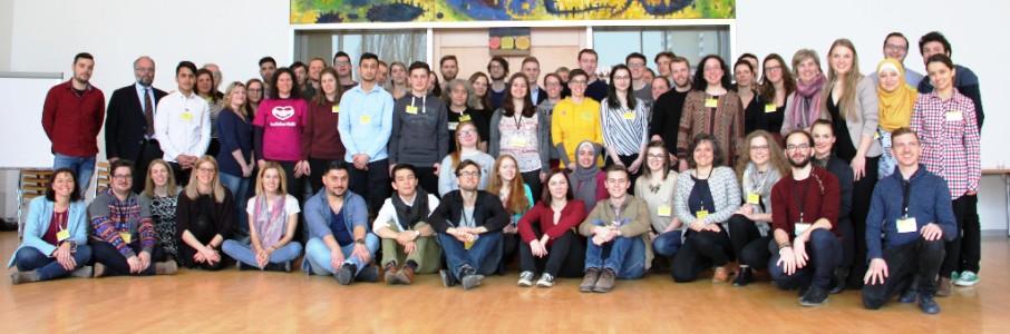 Gruppenfoto Dialogkonferenz Ost