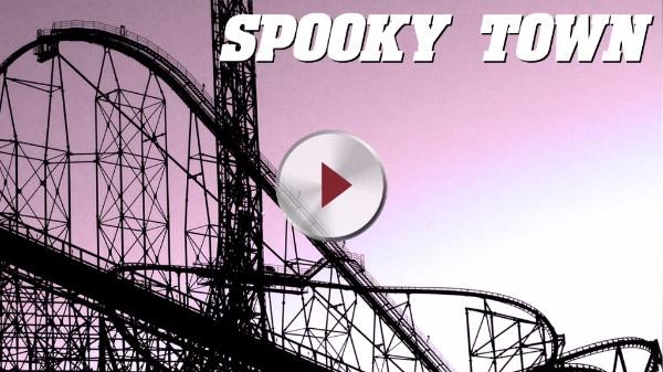 Will Black - Spooky Town (Lyric Video)