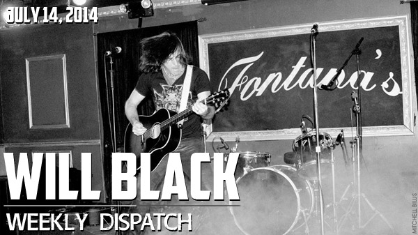 WILL BLACK WEEKLY DISPATCH