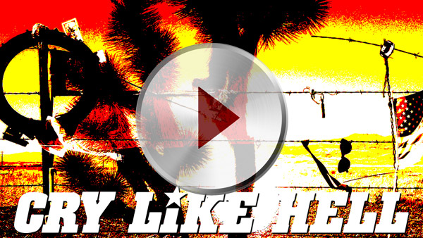 Will Black - Cry Like Hell (Lyric Video)