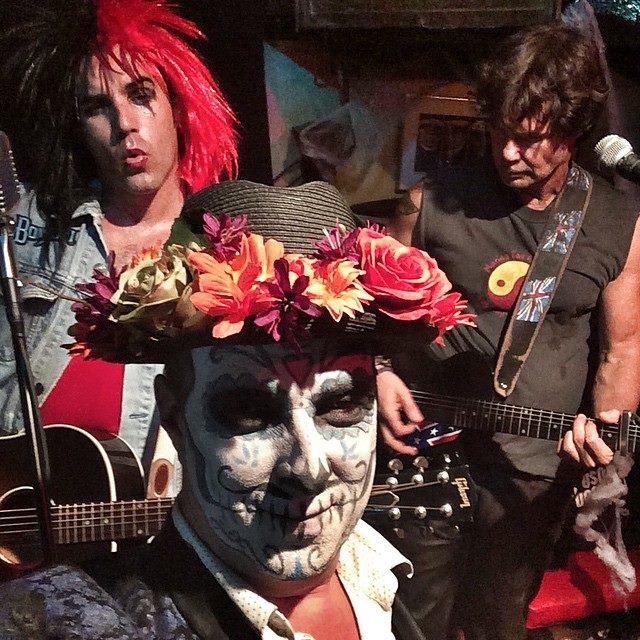 Voodoo Wahoo Halloween '14