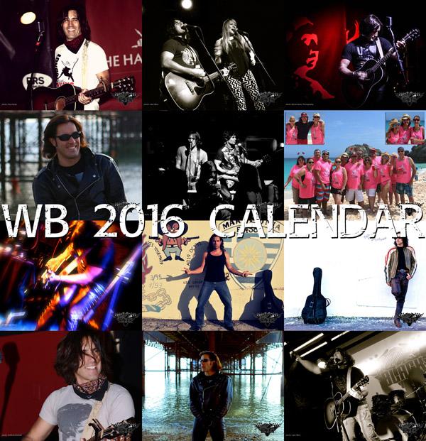Order WB 2016 Calendar.