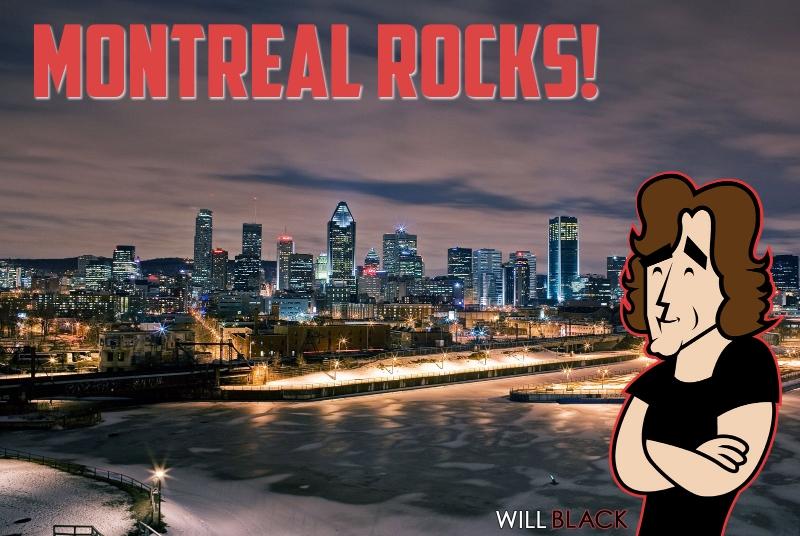 PIC - Montreal Rocks!