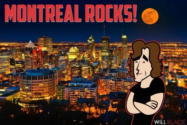 MONTREAL ROCKS! - PIC