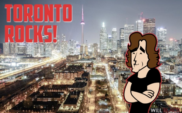 TORONTO ROCKS! - PIC