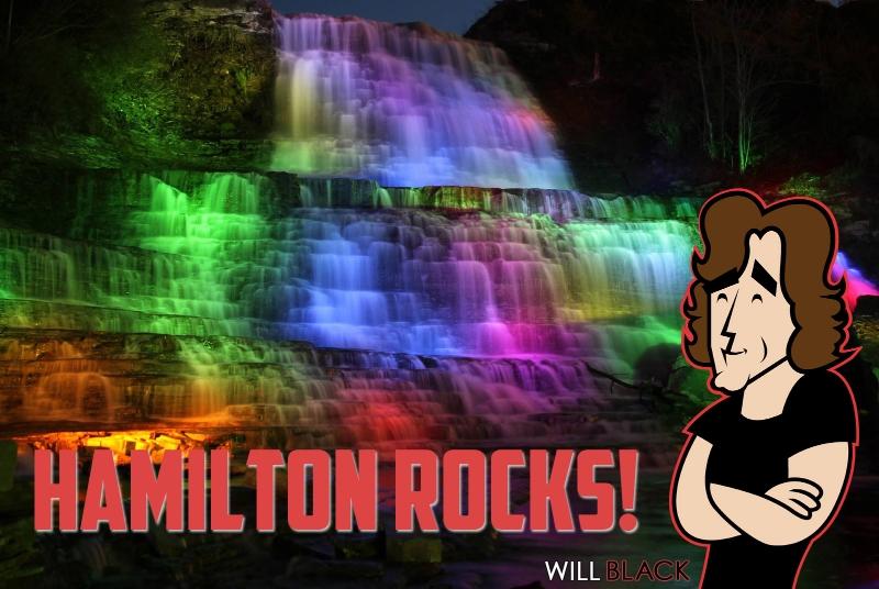 PIC - Hamilton Rocks!