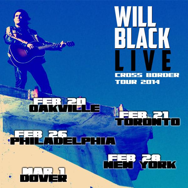 Click for Upcoming Tour Dates & Info - Oakville, Toronto, Philadelphia, New York * Dover, NH