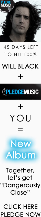 WIll Black @ PledgeMusic