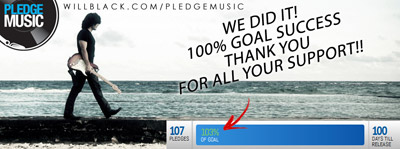 100% GOAL SUCCESS! THANK YOU FOR ALL YOUR SUPPORT