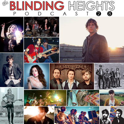 The Blinding Heights Podcast Episode 28
