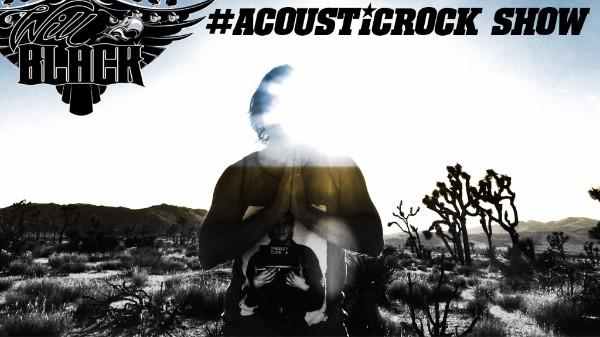 #AcousticRock Show Live Online Sundays